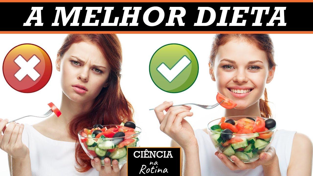 melhor dieta para emagrecer e perder peso