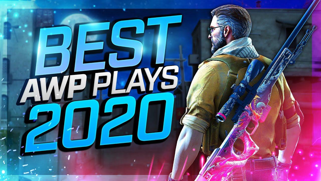 Download BEST CS:GO PRO AWP PLAYS 2020