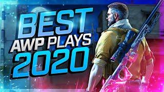 BEST CS:GO PRO AẄP PLAYS 2020