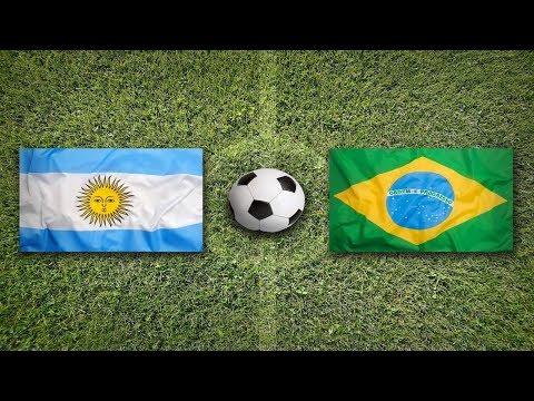 Brazil V Argentina Live Streaming Free    Friendly Match    BRA V ARG
