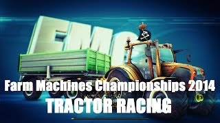 Farm Machines Championships 2014 - Gameplay - Tractor Racing!