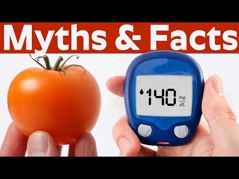 Diabetes Management - Do Tomatoes Raise Blood Sugar Levels.?