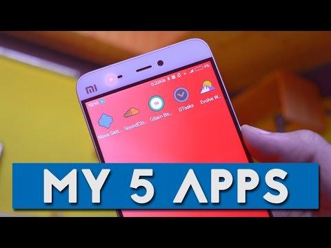 APP INDISPENSABILI | Le 5 Applicazioni che Installo su ogni Smartphone!