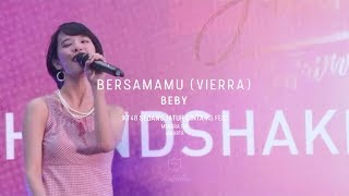 Download Video JKT48  - Bersamamu (Vierra cover) [Beby Oshicam] at Tadaima Renaichuu HS Fest (300618) MP3 3GP MP4