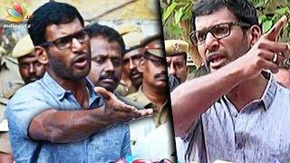 "Video 2 Persons ""Missing"", Says Actor Vishal  | Hot Tamil Cinema News | RK Nagar Election download MP3, 3GP, MP4, WEBM, AVI, FLV Desember 2017"