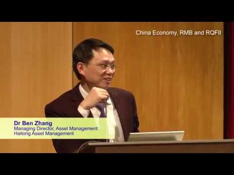SGX-CEA Seminar: China Economy, RMB and RQFII