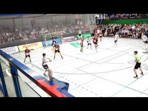 [Benthack-Cup 2017] 2. HF // VfL Lübeck Schwartau - SG Hamburg Nord  1.HZ