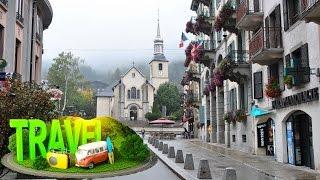 Chamonix Mont Blanc #France ② ✈ HD 1080p