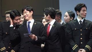 (2019.05.06) 뮤지컬 그날들 서울 막공 무대인사 및 커튼콜(유준상)