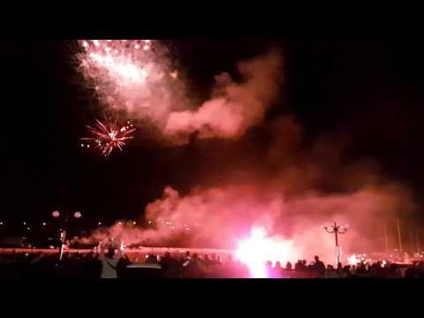 Greek Tradition - Burning of Juda - 2017 Ermioni