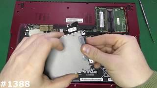 видео Ремонт ноутбуков Fujitsu (Фуджитсу) в Санкт-Петербурге (СПб)