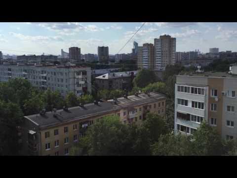 (1) Крыши Москвы — 6-я улица Соколиной Горы