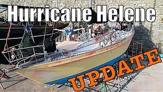 Preparing for Hurricane Helene