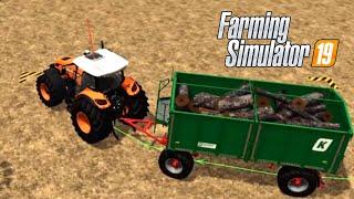 #27 - TAGLIAMO LEGNA - FARMING SIMULATOR 19 ITA RUSTIC ACRES
