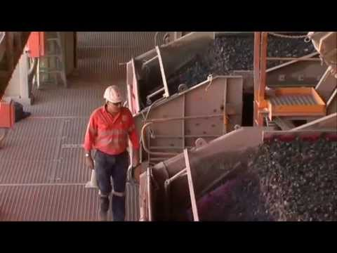 Rio Tinto - The Argyle mine underground