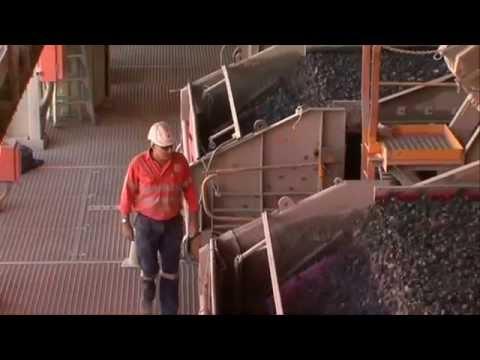 Rio Tinto - The Argyle Mine Underground