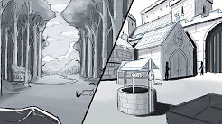 How to Draw a Background (Environments and Landscapes)