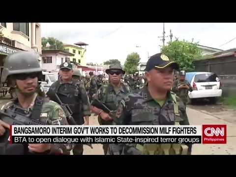 Members of Bangsamoro interim gov't meet in Cotabato city