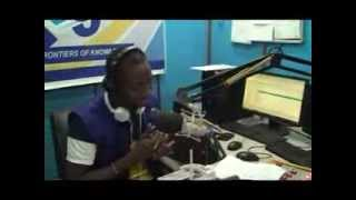 UNILAG 103.1 FM Live Interview with NIra about .ng Domain