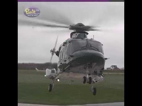 Cornwall Air Ambulance's New Heli Appeal
