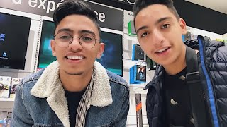 هربنا من الفندق أنا و Soussi Vlogs !!! 😱😰