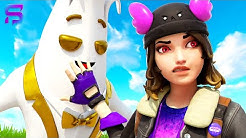 SHADOW SKYE REJECTS the NEW BOY'S KISS.... ( Fortnite Film )