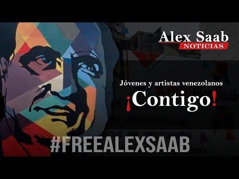 Alex Saab News - ¡Extraordinario! Jóvenes de Venezuela piden liberación de Alex Saab