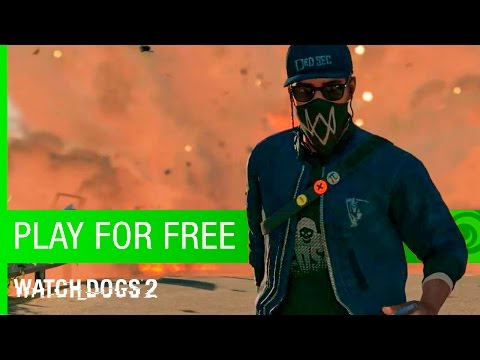 Watch Dogs 2 Demo Trailer: Play For Free