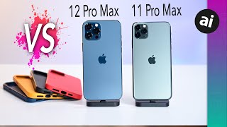 iPhone 12 Pro Max VS iPhone 11 Pro Max: Everything COMPARED!