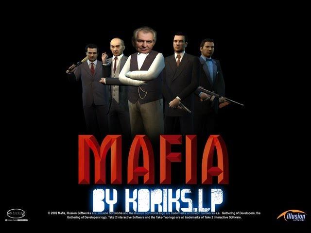 ?eský gameplay  mafia 1   part 1