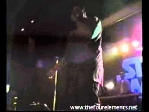 biz markie live @ style wars jam 1998