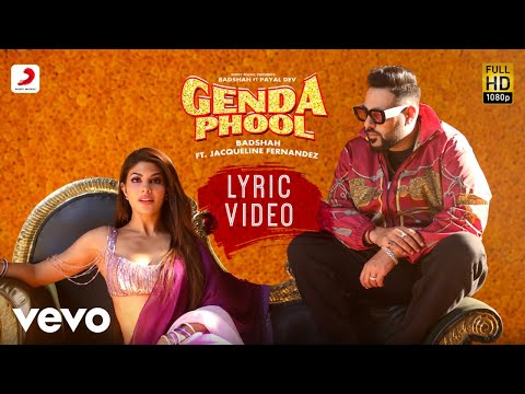 Genda Phool Official Lyric Video  Badshah  Genda Phool  Payal Dev Ft. Payal Dev