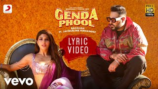 Genda Phool - Official Lyric Video | Badshah | Genda Phool | Payal Dev ft. Payal Dev