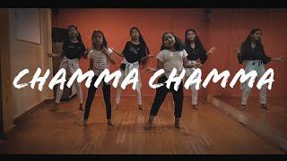 #dance CHAMMA CHAMMA   VT STAR