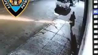 Chasidic Jew being assaulted in Williamsburg, Brooklyn