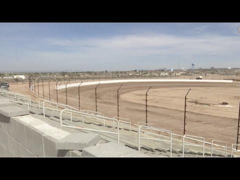 Vado Speedway Park Construction