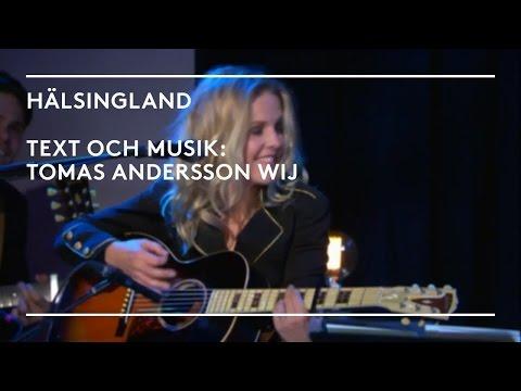 Sofia Karlsson - Hälsingland (Tomas Andersson Wij)