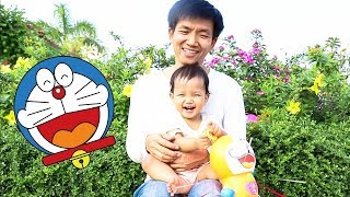 Playing with Toys Doraemon