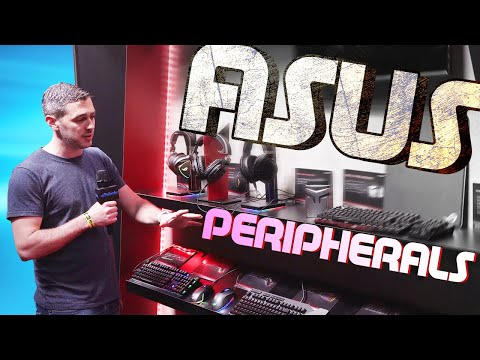 ASUS, QI, RGB & Pink Peripherals - What's Not To Love?