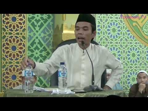 sedekah dengan uang haram - Ustadz H.Abdul Somad,Lc,.MA