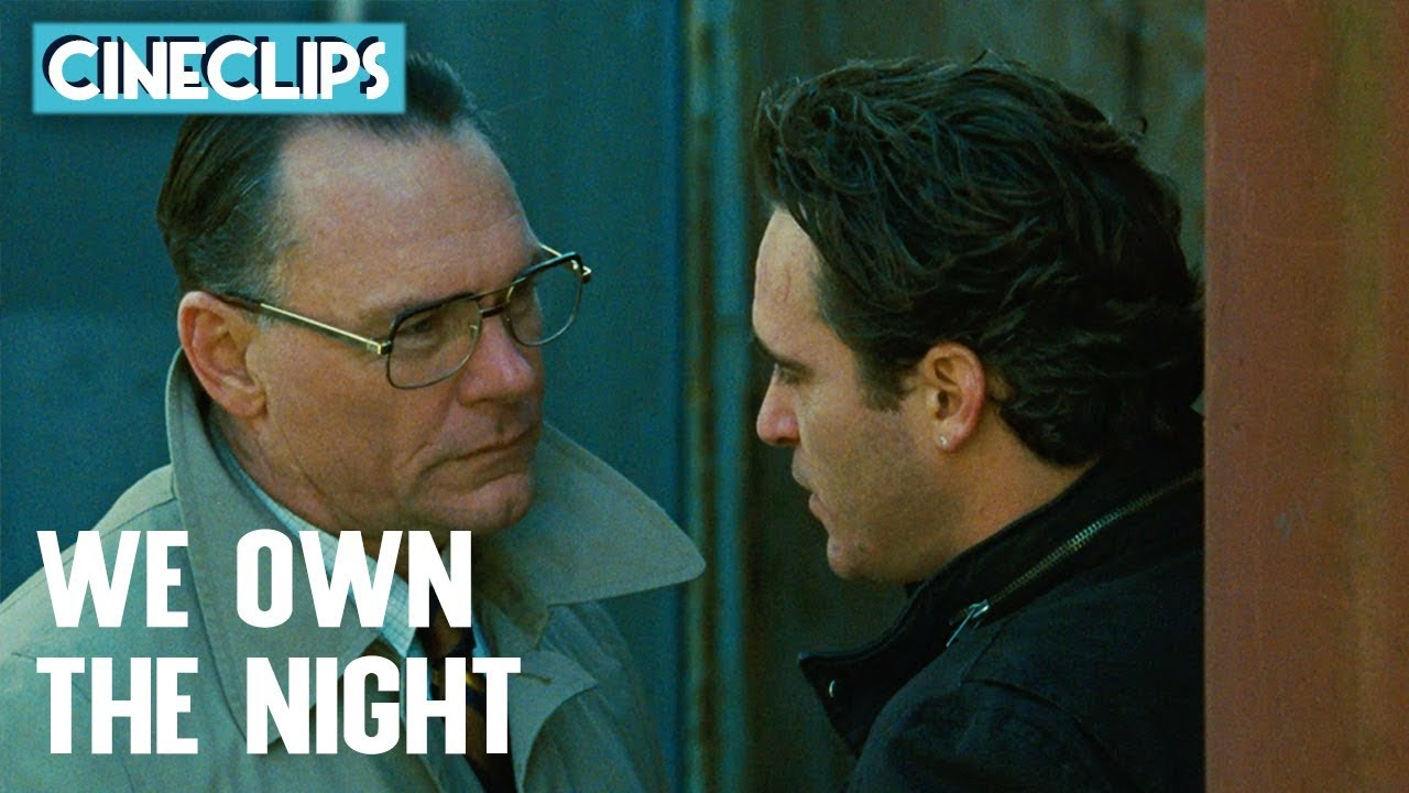 Download Preparing The Sting Operation   We Own The Night   CineClips