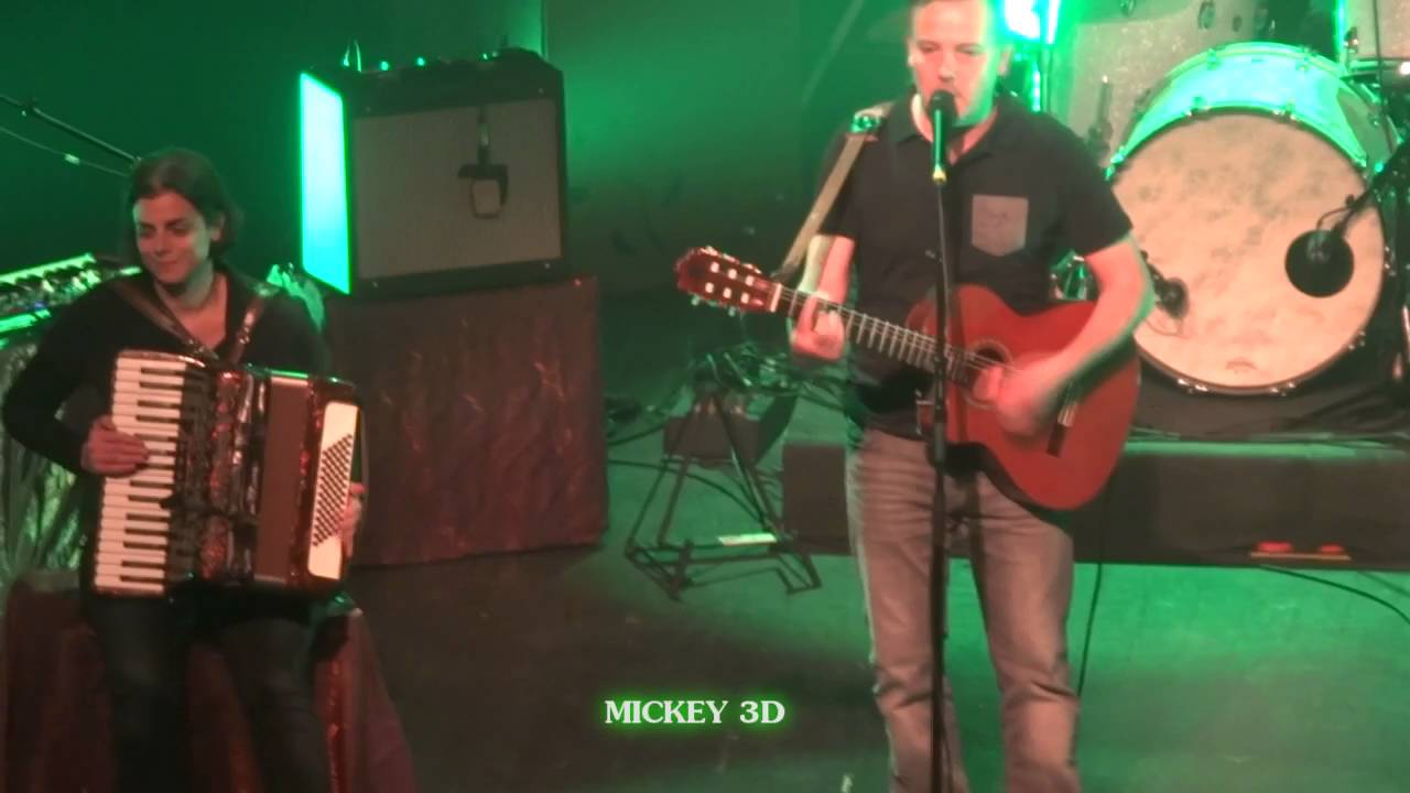 Mickey 3d Johnny Rep Paloma SMAC de N mes 04 Mai 2016