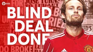 DALEY BLIND CONFIRMED + SANCHEZ VISA? Tomorrow's Manchester United Transfer News Today! #41