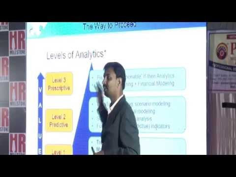 HR Analytics - 1 by Professor Gloryson Chalil from XLRI Jamshedpur | HR Summit 2015 | HR Milestone