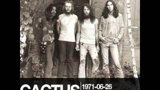Cactus - Parchman Farm - live (1971)