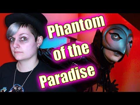 Dice Reviews - Phantom of the Paradise(1974)