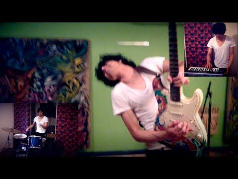 Jimi Hendrix - Purple Haze (Harts Cover)