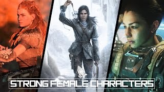 Strong Female Characters In Gaming - A New Industry Standard?(, 2016-07-22T17:00:03.000Z)