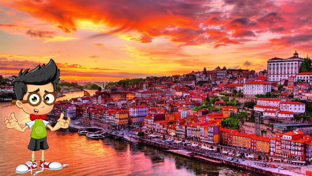 Где находится Португалия на карте мира.  Столица Португалии Лиссабон.  Виды туризма в Португалии