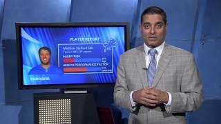 Matthew Stafford Injury Analysis - Week 15 NFL 2016